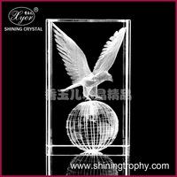 crystal balls 3d laser engraving