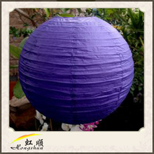 "36"" Deep Purple Round Paper Lanterns Idian Wedding Home Decoration/"