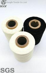 Waxed High tenacity crochet thread