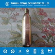 customized CO2 Cartridge Coke beer CO2 gas customized soda beverage soft drink CO2 gas bottle