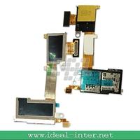 Original For Sony Xperia M2 Aqua (D2403) Sim + SD Kartenleser Card Reader Key Flex