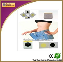 100% natural and herbal slim navel patch,effective weight loss patch,plant extract-fast loss weight