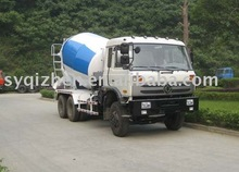 6x4 cement mixer truck EQ5250GJBP3