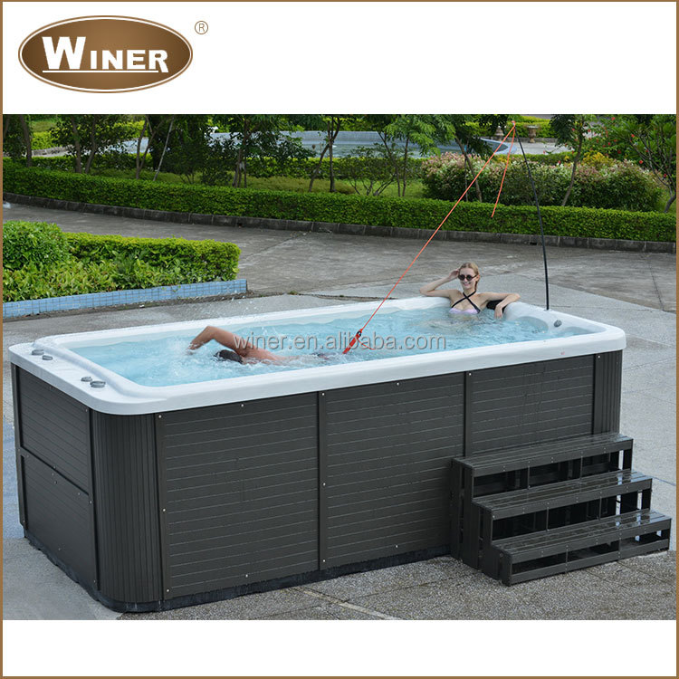 4400mm Freestanding Large Discount Acrylic Whirlpool