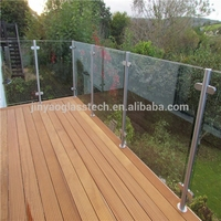 Jinyao 12mm tempered glass fence panels made by factory