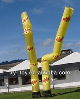 air dancer tube inflatable, inflatable sky dancer blower