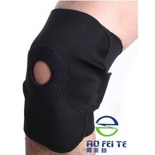 AFT New Products Knee Support Brace Strap Wrap Support Elastic Knee cap pads for basketball