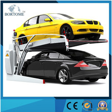 CE guarantee valet tilted double deck parking equipment/valet parking system
