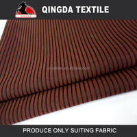 W287 hot sale garments office wear designs fabric for ladies uniform, fabric for designing clothing
