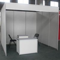 Portable Aluminum Advertising Display Stand Exhibition Equipment