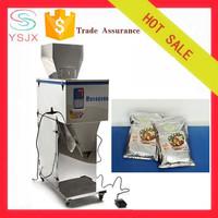 Semi automatic pouch henna powder packaging machine