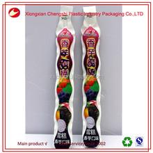Best seller bpa free laminated plastic ice cream sticks pouch