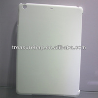 3D Sublimation blank gloss/matte case for ipad 5