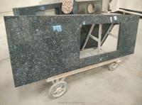 custom blue pearl laminate countertops/latest blue pearl granite bathroom vanity tops