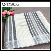 Wholesale Monogrammed plain organic cotton towels