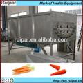 industrial de zanahoria y papa limpieza y exfoliación de la piel de la máquina