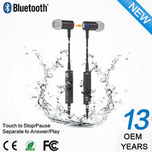 fashionable noise cancellation earphones/earphones for small ears/earphones with mic Made in china