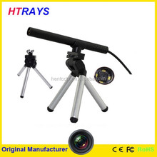 Mini 300x usb microscope display images and take videos on PC handheld digital microscope