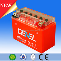 Best maintenance free gel sealed 12v 5ah 10hr battery price for motorcycle and scooter
