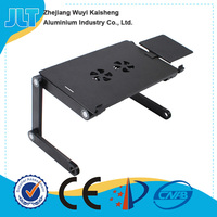 New,Double Fans Type and Aluminium Material Laptop Cooling Pad