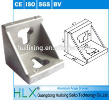 Variedad de soportes de metal de fábrica, adecuado para el perfil de aluminio