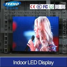 P3 Full Color Indoor Led Display Advertising Die Casting Cabinet Led Display