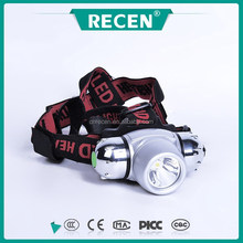 alloy material anti-rain Rechargeable IP57 LED micro explosion proof head lamp