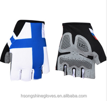 China wholesale Gloves bike for fingerless Motor bike and Mountain bike gloves