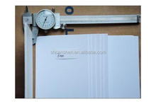 pvc white foam board