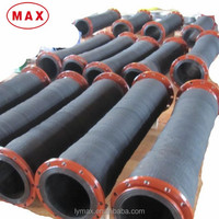 used pontoon floats for sand suction and dredging pipe