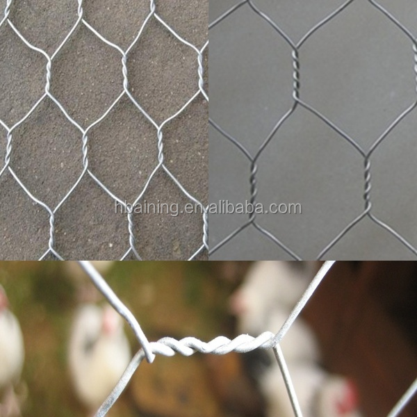 Anping hexagonal mesh/concrete wire mesh/chicken wire