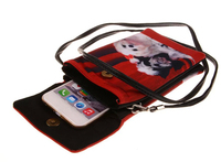 2015 Hot Design Pet mobile phone bag, Universal soft cell phone pouch for iPhone/Samsung