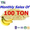 TTN export organic market prices dried fruit powder flour banana