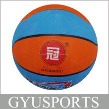 GY-D009 best selling Rubber cheap balls basketball for Kids
