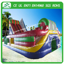 Alibaba china best sell inflatable fun city, inflatable obstacke course, inflatable bouncy castle