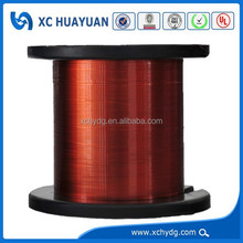 New insulation flat enamelled copper wire for winding motors