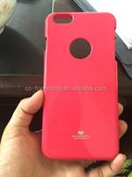 case for iphone 6s plus,mercury goospery jelly tpu gel cover