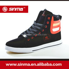 The most popular design high ankle man shoe with low price