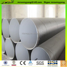 S355 JOH Spiral Weld Steel Pipe Prices pipe sizes,3LPE according to DIN30670,Used for oil and gas pipe