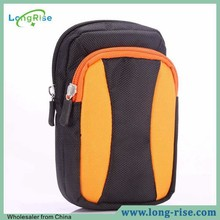 High Quality Dual Color Camping Bag Multi-function Sports Bag Cell Phone Bag