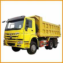 HOWO 6*4 dump truck with electric truck air conditioning