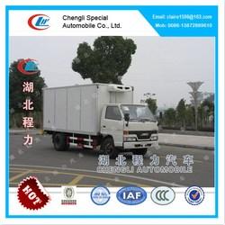 Price of JMC HuBei cooling van truck