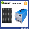 High power high quality long life solar ground mounting systems 100w
