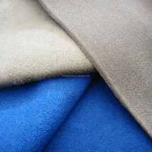 2015 wholesale fashion suede fabric for clothing