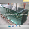 Toughened and Tempered heat soaked building glass