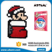 Artkal 5mm perler beads educational games for kid