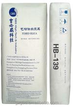 deutsch particle aerosil fumed silica HB-139