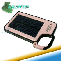Portable Mobile Solar Charger for Mobile Phone