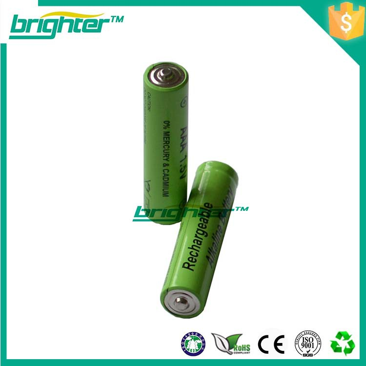 Lr6 Rechargeable 1.5v Aa Alkaline Batteries With Mini ...