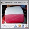 Advertising car seat headrest cover